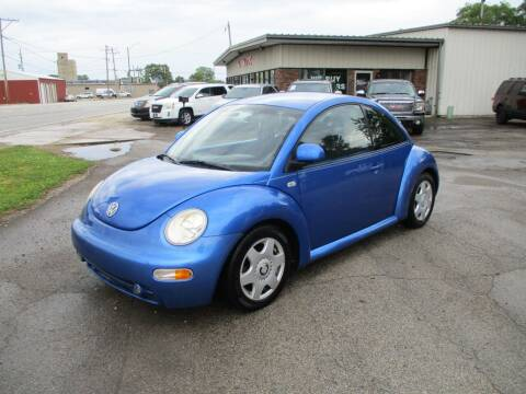 1999 Volkswagen New Beetle for sale at RJ Motors in Plano IL