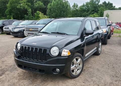 2008 Jeep Compass for sale at ASAP AUTO SALES in Muskegon MI