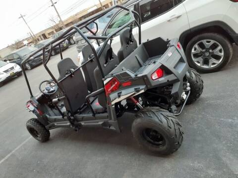 2021 2021 Trailmaster Cha 4 200 for sale at ENZO AUTO in Parma OH