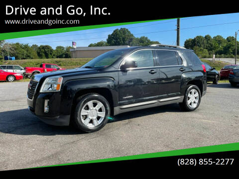 2011 GMC Terrain for sale at Drive and Go, Inc. in Hickory NC
