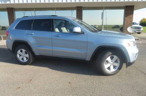2013 Jeep Grand Cherokee for sale at DAKOTA CHRYSLER CENTER in Wahpeton ND