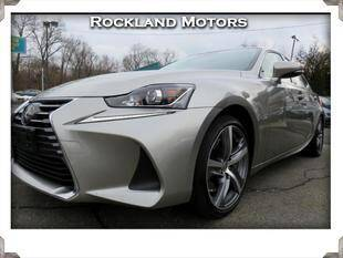 2018 Lexus IS 300 for sale at Rockland Automall - Rockland Motors in West Nyack NY