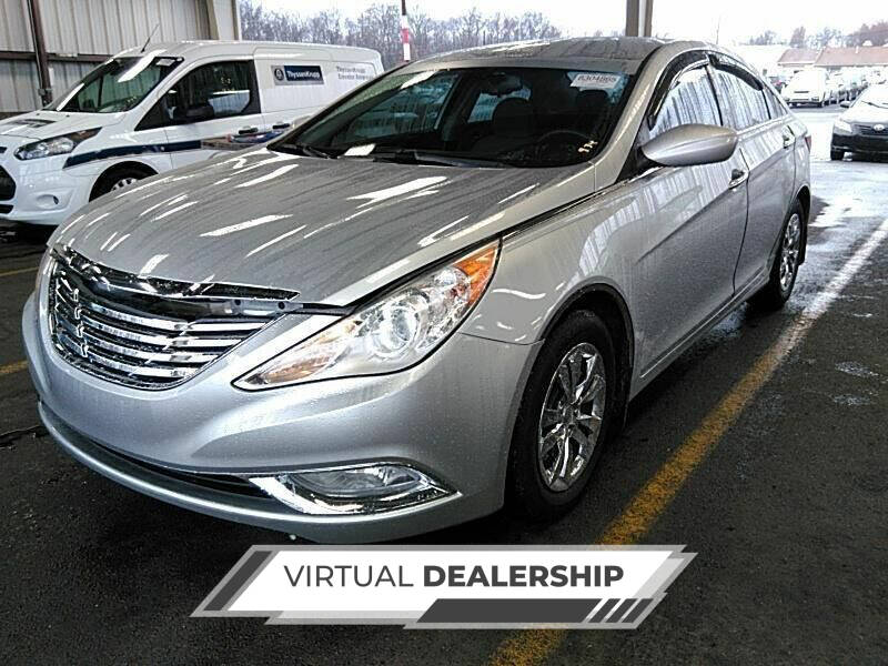 2012 Hyundai Sonata for sale at Excel Auto Sales and Rental in Cheltenham PA