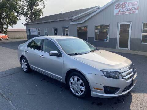 2011 Ford Fusion for sale at B & B Auto Sales in Brookings SD