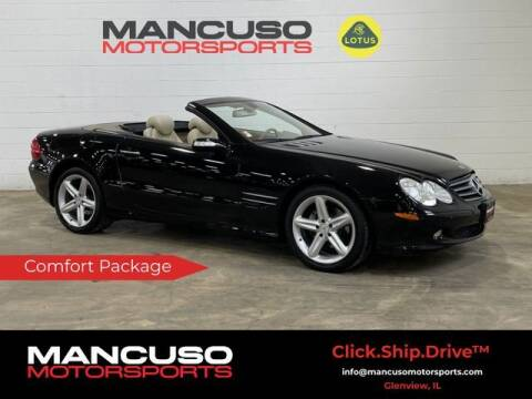 2005 Mercedes-Benz SL-Class for sale at Mancuso Motorsports in Glenview IL