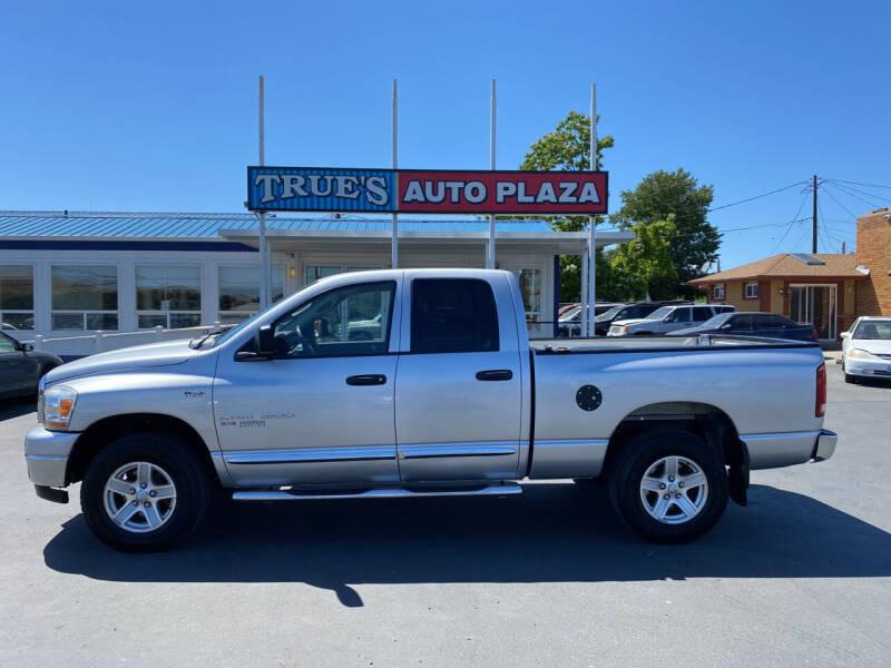 2006 Dodge Ram Pickup 1500 for sale at True's Auto Plaza in Union Gap WA