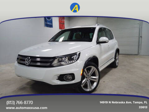 2014 Volkswagen Tiguan for sale at Automaxx in Tampa FL