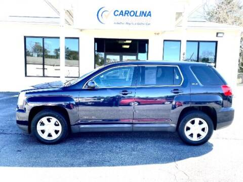 2016 GMC Terrain for sale at Carolina Auto Credit in Youngsville NC