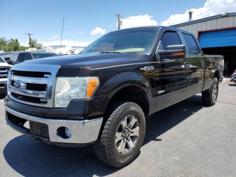 2013 Ford F-150 for sale at DPM Motorcars in Albuquerque NM