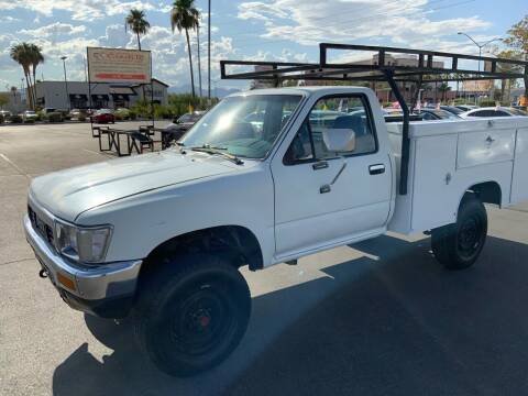 1989 Toyota Pickup for sale at Charlie Cheap Car in Las Vegas NV