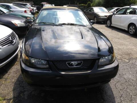 2004 Ford Mustang for sale at Moreland Motorsports in Conley GA