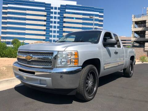 2013 Chevrolet Silverado 1500 for sale at Day & Night Truck Sales in Tempe AZ
