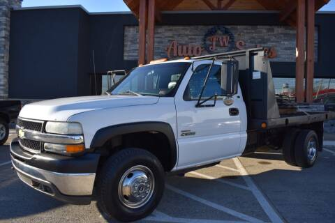 2001 Chevrolet Silverado 3500 for sale at JW Auto Sales LLC in Harrisonburg VA