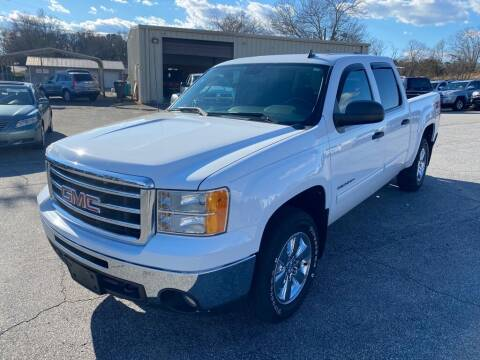 2012 GMC Sierra 1500 for sale at Brewster Used Cars in Anderson SC