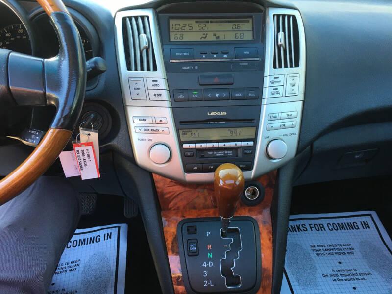 2005 Lexus RX 330 Fwd 4dr SUV - Douglasville GA