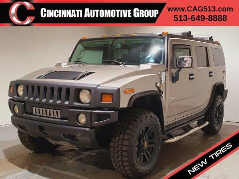 2004 HUMMER H2 for sale at Cincinnati Automotive Group in Lebanon OH