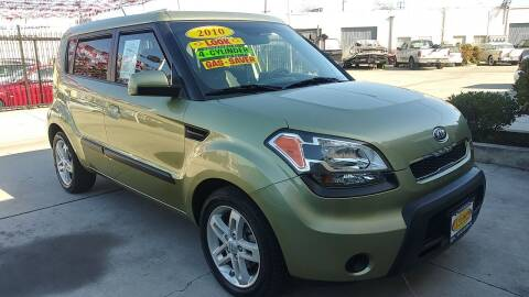 2010 Kia Soul for sale at El Guero Auto Sale in Hawthorne CA