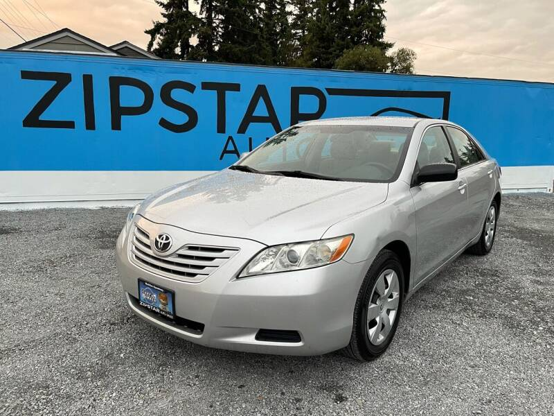 2008 Toyota Camry for sale at Zipstar Auto Sales in Lynnwood WA