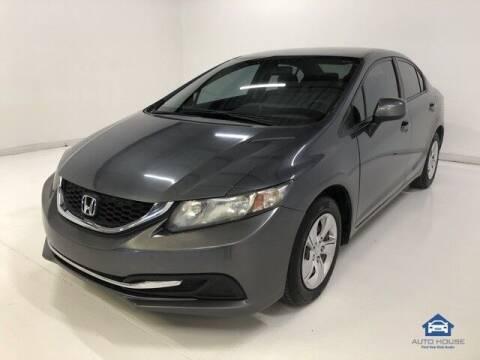 2013 Honda Civic for sale at AUTO HOUSE PHOENIX in Peoria AZ