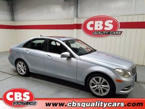 2013 Mercedes-Benz C-Class for sale at CBS Quality Cars in Durham NC