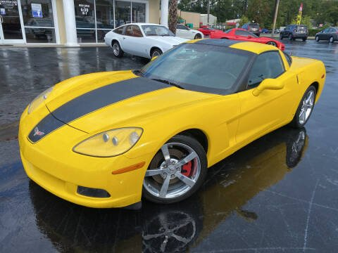 2008 Chevrolet Corvette for sale at Competition Cars in Myrtle Beach SC