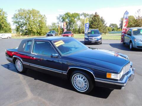 1992 Cadillac DeVille for sale at North State Motors in Belvidere IL
