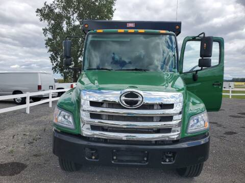 2020 Hino 338 for sale at K & G Auto Sales Inc in Delta OH