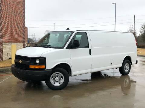 2016 Chevrolet Express Cargo for sale at AUTO DIRECT in Houston TX
