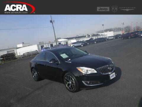 2017 Buick Regal for sale at BuyRight Auto in Greensburg IN