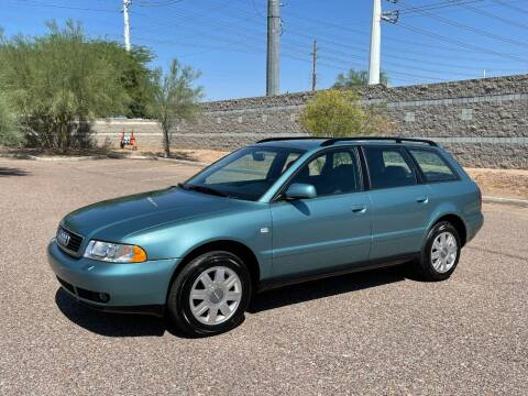 2000 Audi A4 for sale at Arizona Specialty Motors in Tempe AZ