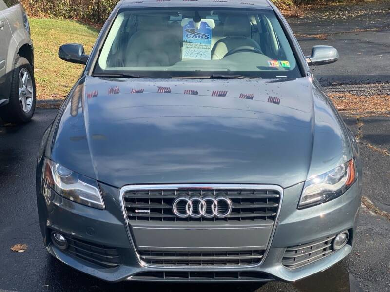 2011 Audi A4 for sale at Bethlehem Auto Sales in Bethlehem PA