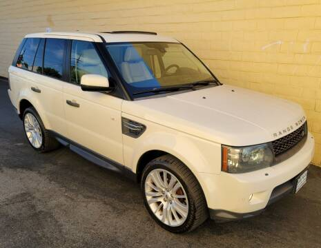 2010 Land Rover Range Rover Sport for sale at Cars To Go in Sacramento CA