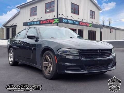 2017 Dodge Charger for sale at Distinctive Car Toyz in Egg Harbor Township NJ