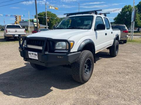 2004 Toyota Tacoma for sale at Toy Box Auto Sales LLC in La Crosse WI