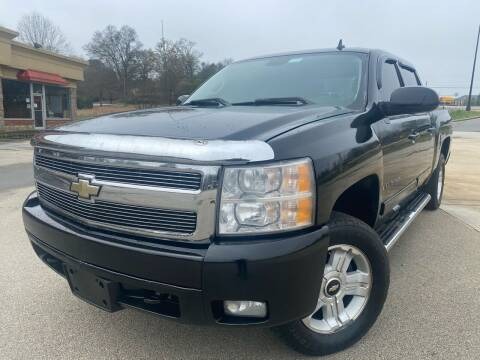 2007 Chevrolet Silverado 1500 for sale at Gwinnett Luxury Motors in Buford GA