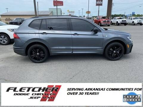 2019 Volkswagen Tiguan for sale at The Car Guy powered by Landers CDJR in Little Rock AR