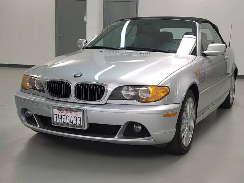 2004 BMW 3 Series for sale at Mag Motor Company in Walnut Creek CA