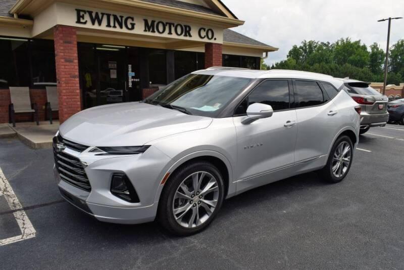 2019 Chevrolet Blazer for sale at Ewing Motor Company in Buford GA