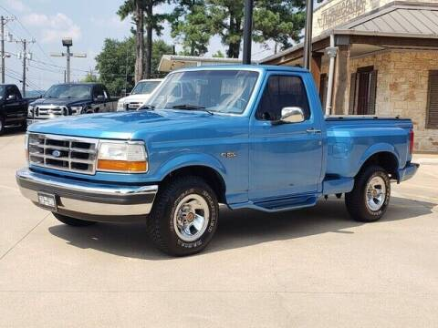 1992 Ford F-150 for sale at Tyler Car  & Truck Center in Tyler TX