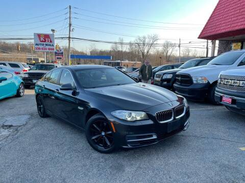 2014 BMW 5 Series for sale at KB Auto Mall LLC in Akron OH
