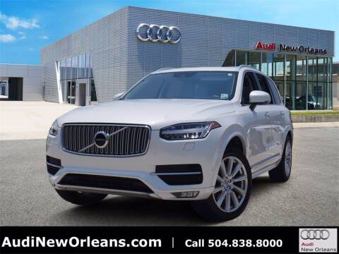 2018 Volvo XC90 for sale at Metairie Preowned Superstore in Metairie LA