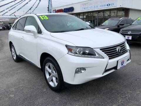 2013 Lexus RX 350 for sale at I-80 Auto Sales in Hazel Crest IL