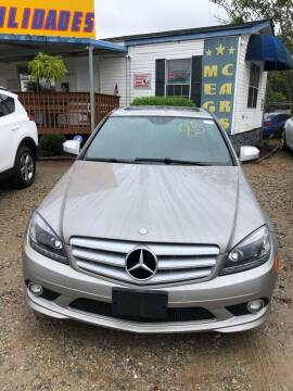 2008 Mercedes-Benz C-Class for sale at Mega Cars of Greenville in Greenville SC