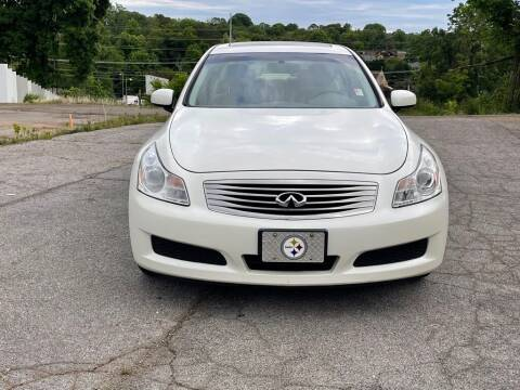 2008 Infiniti G35 for sale at Car ConneXion Inc in Knoxville TN