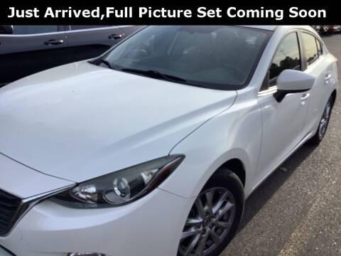 2016 Mazda MAZDA3 for sale at Royal Moore Custom Finance in Hillsboro OR