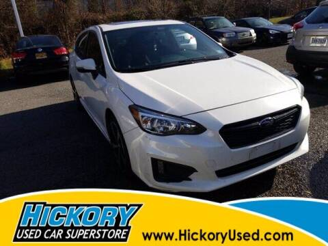 2017 Subaru Impreza for sale at Hickory Used Car Superstore in Hickory NC