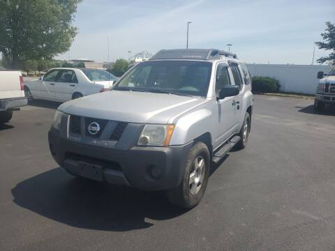 2008 Nissan Xterra for sale at Boardman Auto Exchange in Youngstown OH