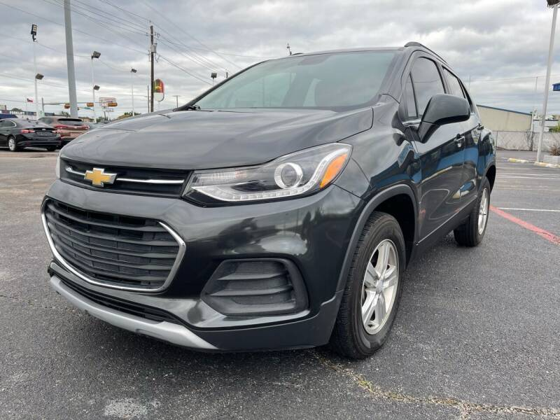 2018 Chevrolet Trax for sale at SOLID MOTORS LLC in Garland TX