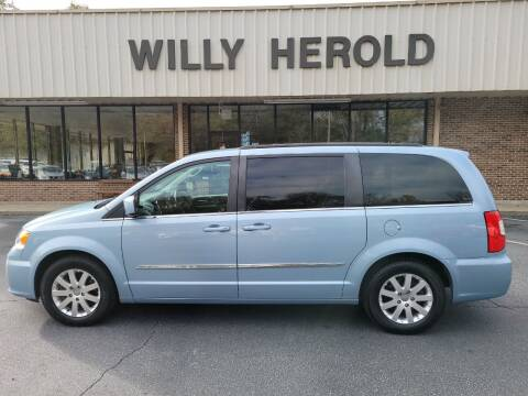 2013 Chrysler Town and Country for sale at Willy Herold Automotive in Columbus GA