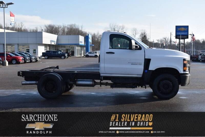 2021 Chevrolet Silverado 6500HD for sale in Randolph, OH